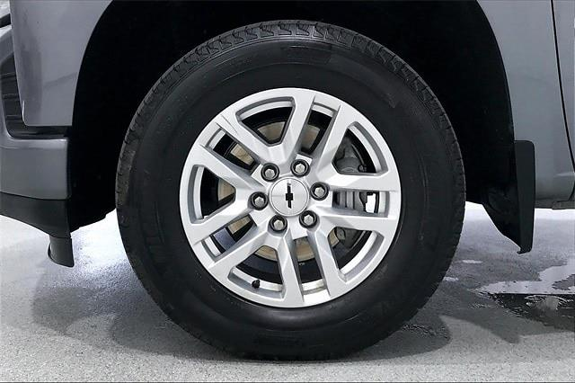2020 Chevrolet Silverado 1500 Crew Cab 4x2, Pickup #TLG410534 - photo 11