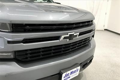2020 Chevrolet Silverado 1500 Crew Cab 4x2, Pickup #TLG410534 - photo 34