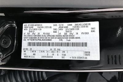 2020 F-150 SuperCrew Cab 4x2,  Pickup #TLKD30960 - photo 29