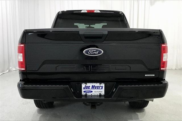 2020 Ford F-150 SuperCrew Cab 4x2, Pickup #TLKD60210 - photo 5