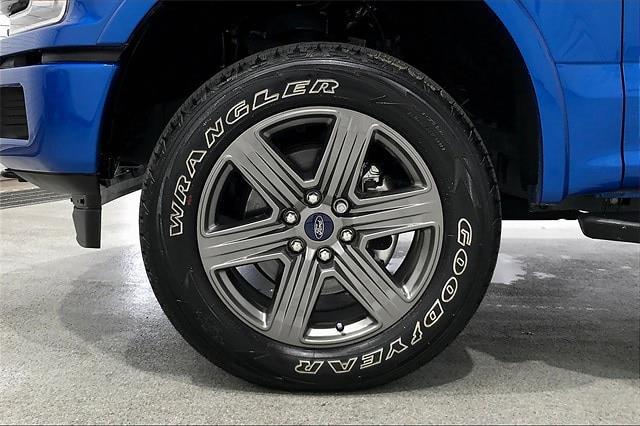 2020 Ford F-150 SuperCrew Cab 4x4, Pickup #TLKE93039 - photo 11