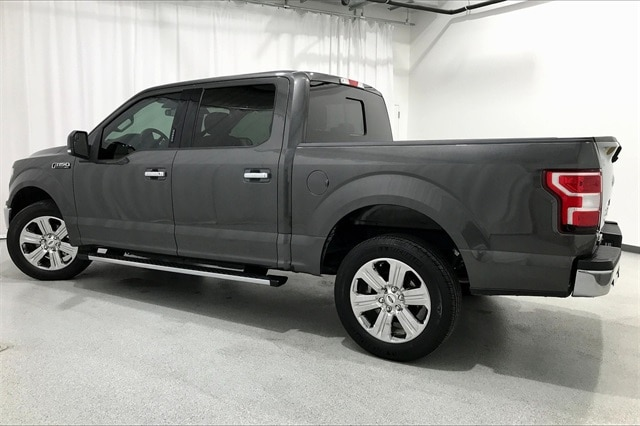 2018 Ford F-150 SuperCrew Cab 4x2, Pickup #TLKF53140 - photo 2