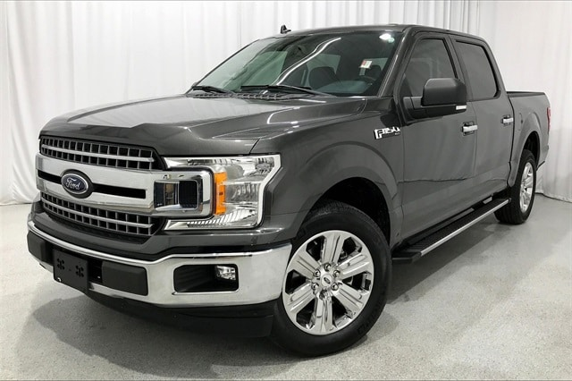 2018 Ford F-150 SuperCrew Cab 4x2, Pickup #TLKF53140 - photo 1