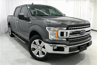 2018 Ford F-150 SuperCrew Cab 4x2, Pickup #TLKF53140 - photo 3