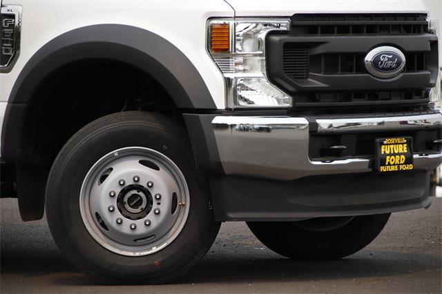 2021 F-600 Regular Cab DRW 4x4,  Scelzi Landscape Dump #CV092502 - photo 3