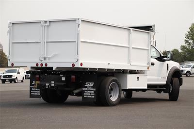 2021 F-600 Regular Cab DRW 4x4,  Scelzi Landscape Dump #CV092502 - photo 2