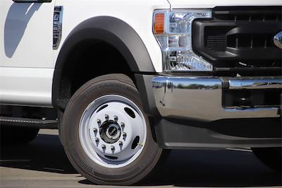 2021 F-550 Super Cab DRW 4x4,  Scelzi CTFB Contractor Body #CV092879 - photo 3
