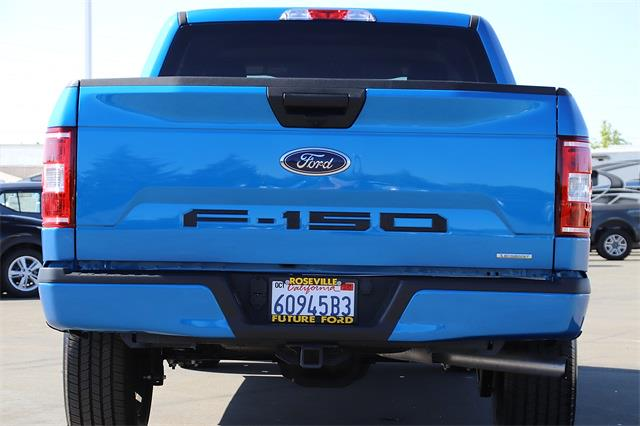 2020 F-150 SuperCrew Cab 4x2,  Pickup #F090330B - photo 10