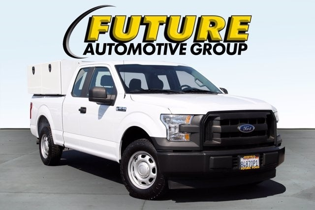 2017 Ford F-150 Super Cab RWD, Pickup #P88270 - photo 1