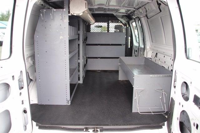 2012 Ford E-150 RWD, Upfitted Cargo Van #P88535 - photo 1