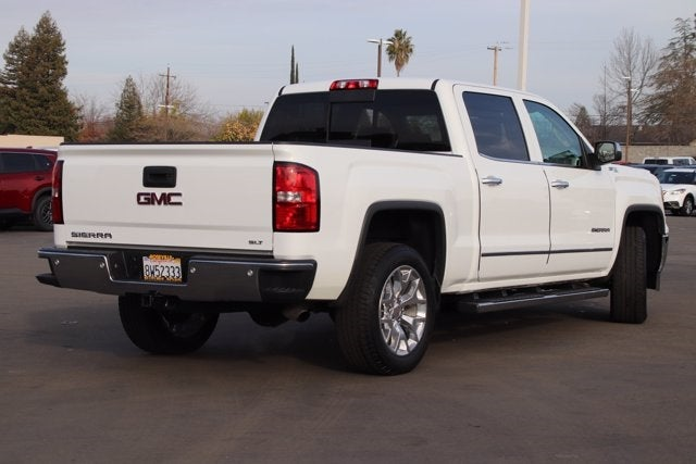 2015 GMC Sierra 1500 Crew Cab 4x4, Pickup #P88856A - photo 1