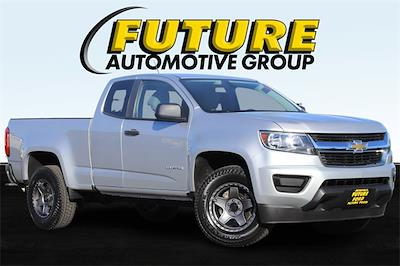 2018 Colorado Extended Cab 4x2,  Pickup #P90361 - photo 1