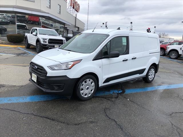 2019 Transit Connect 4x2, Ranger Design Base Shelving Upfitted Cargo Van #K406957 - photo 10