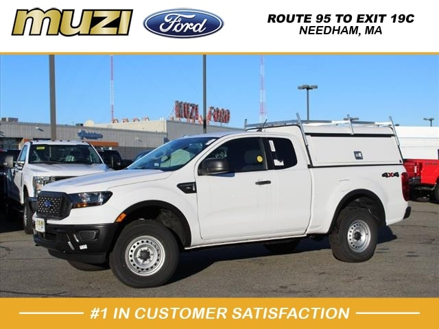 2019 Ford Ranger Super Cab 4x4, Pickup #KA84028 - photo 1