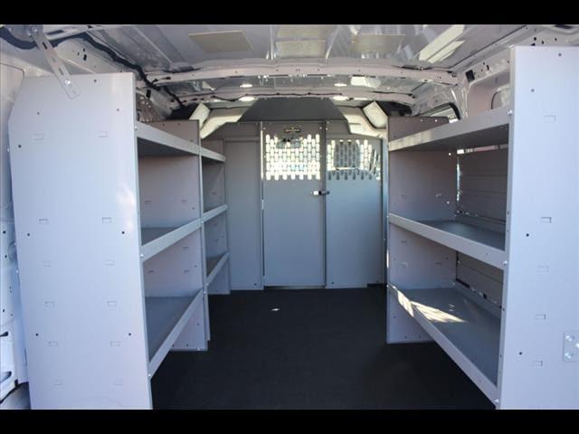 2019 Transit 150 Low Roof 4x2, Kargo Master General Service Upfitted Cargo Van #KB58863 - photo 14