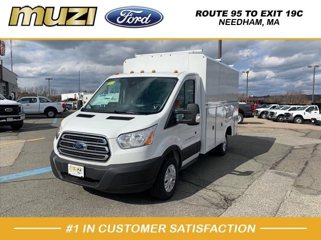 2019 Ford Transit 350 4x2, Reading Service Utility Van #KB87297 - photo 1