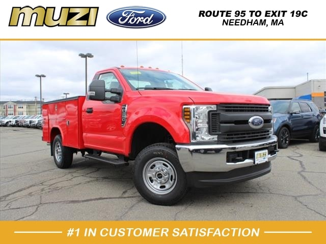 2019 Ford F-250 Regular Cab 4x4, Reading Service Body #KE30677 - photo 1