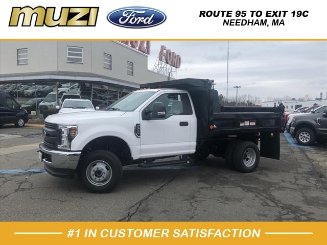 2019 F-350 Regular Cab DRW 4x4, Reading Dump Body #KEG79277 - photo 1
