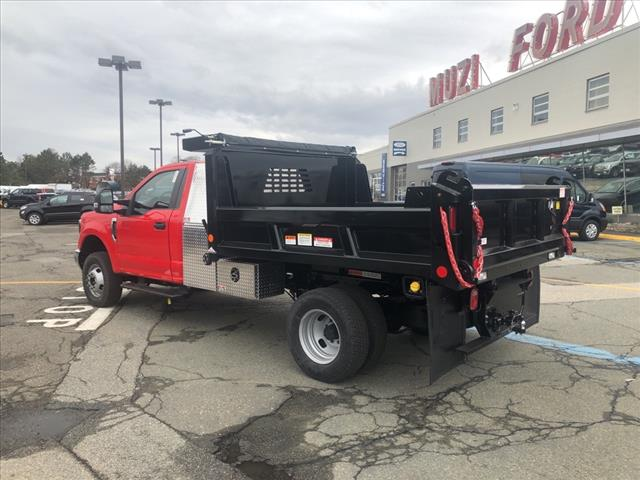 2019 F-350 Regular Cab DRW 4x4, Reading Dump Body #KEG79282 - photo 1