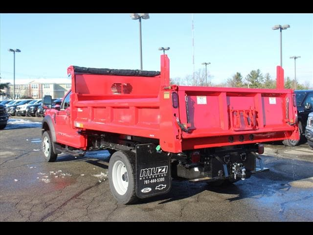 2019 F-550 Regular Cab DRW 4x4, Rugby Dump Body #KG28644 - photo 1