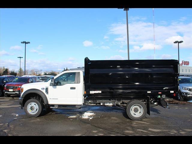 2019 Ford F-550 Regular Cab DRW 4x4, Rugby Landscape Dump #KG28645 - photo 1