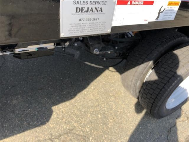 2019 F-550 Regular Cab DRW 4x4, Rugby Landscape Dump #KG28647 - photo 10