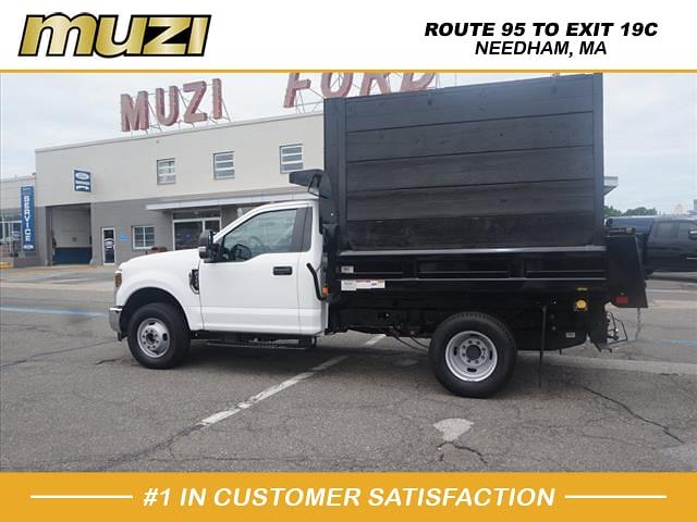 2019 F-350 Regular Cab DRW 4x2, Rugby Dump Body #KG81941 - photo 1