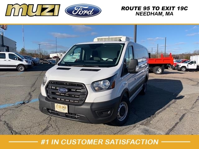 2020 Ford Transit 250 Low Roof 4x2, Thermo King Refrigerated Body #LA53692 - photo 1