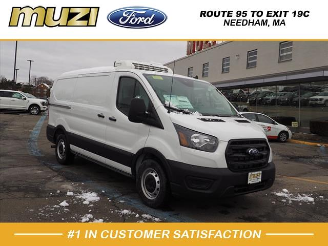 2020 Ford Transit 150 Low Roof 4x2, Thermo King Refrigerated Body #LA74027 - photo 1