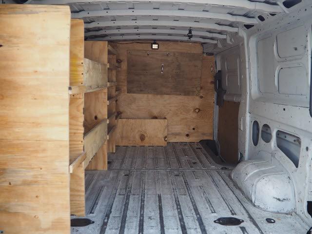 2016 Nissan NV1500 Standard Roof 4x2, Empty Cargo Van #LB697491 - photo 1