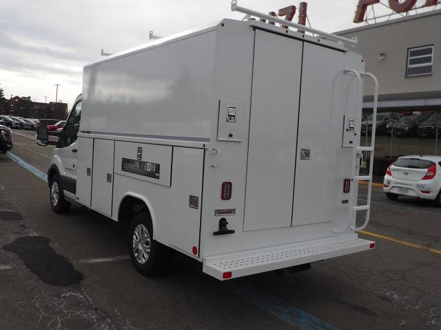 2020 Ford Transit 350 4x2, Reading Aluminum CSV Service Utility Van #LB75932 - photo 2