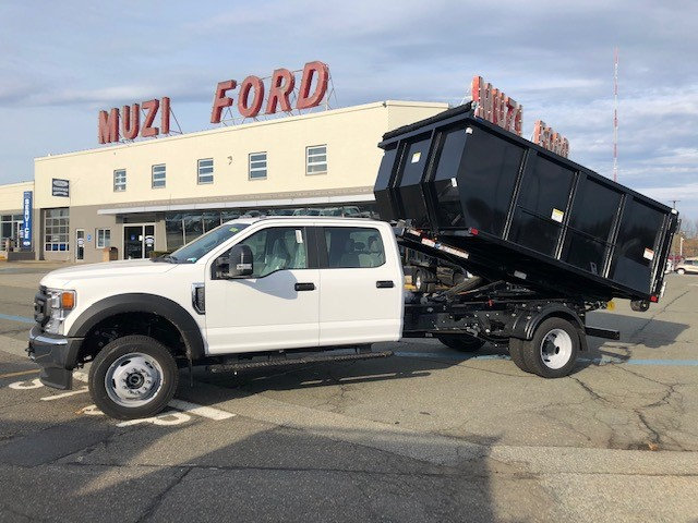 2020 Ford F-550 Crew Cab DRW 4x4, Switch-N-Go with Container #LE11538 - photo 1