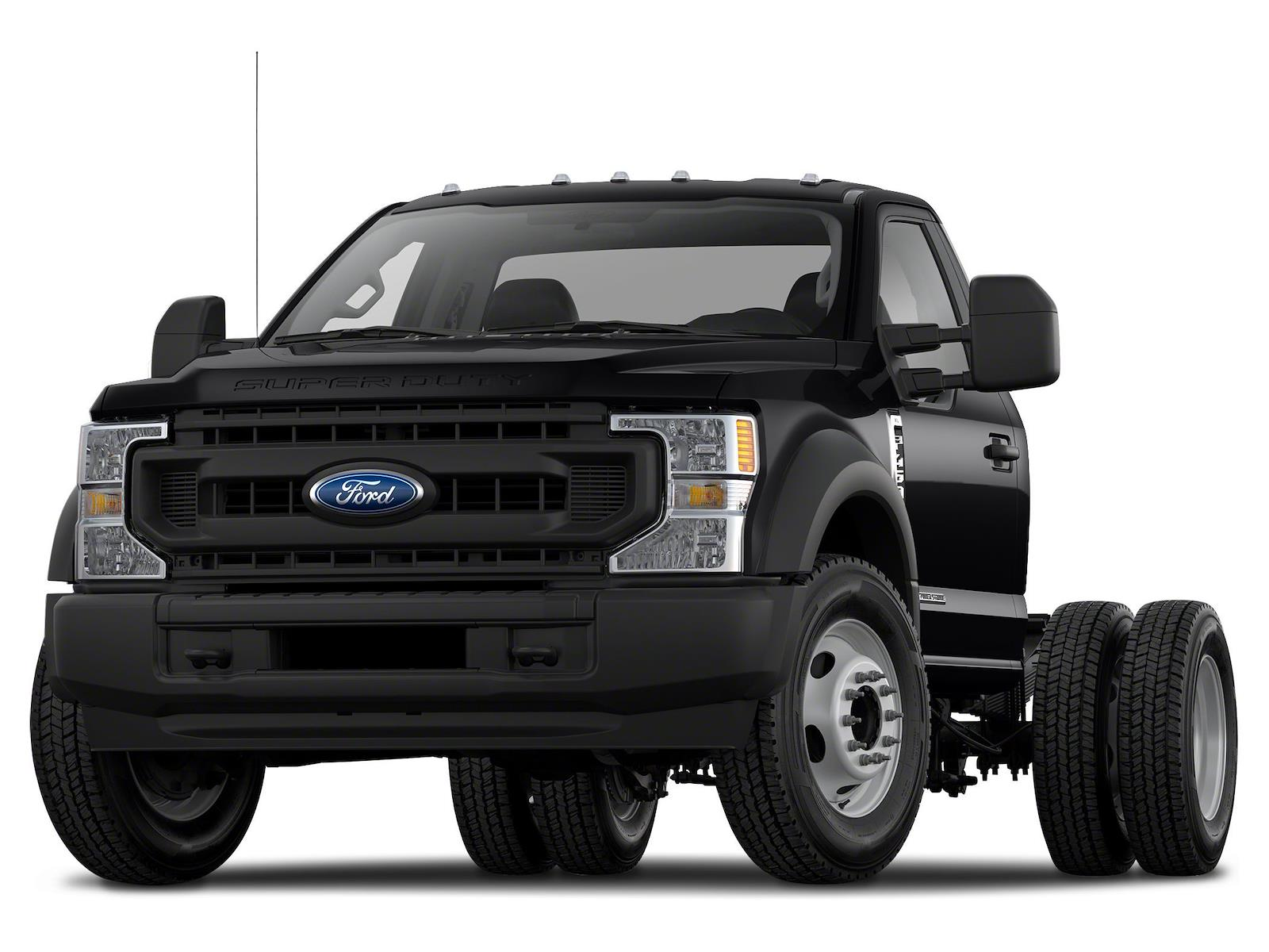 2021 Ford F-350 Regular Cab DRW 4x4, Air-Flo Dump Body #MA03436 - photo 1