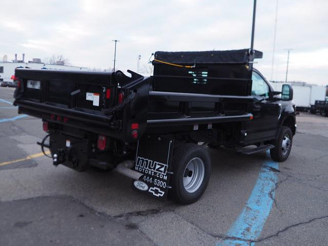 2021 Ford F-350 Regular Cab DRW 4x4, Air-Flo Dump Body #MA03436 - photo 1