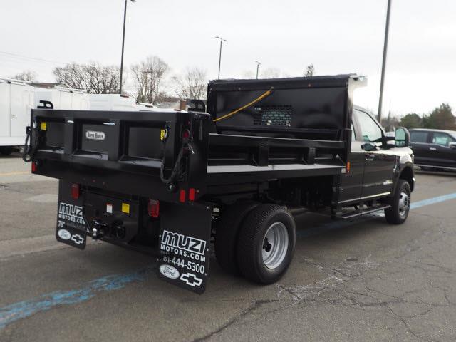 2021 Ford F-350 Super Cab DRW 4x4, SH Truck Bodies Dump Body #MC33086 - photo 1
