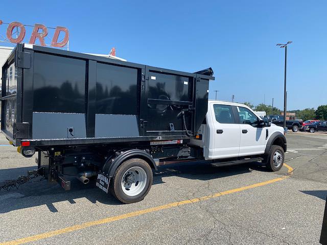 2021 Ford F-550 Crew Cab DRW 4x4, Switch N Go Hooklift Body #MD60088 - photo 1