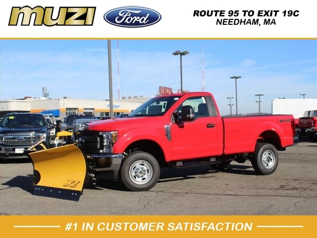 2019 Ford F-250 Regular Cab 4x4, Fisher Pickup #SKF66246 - photo 1