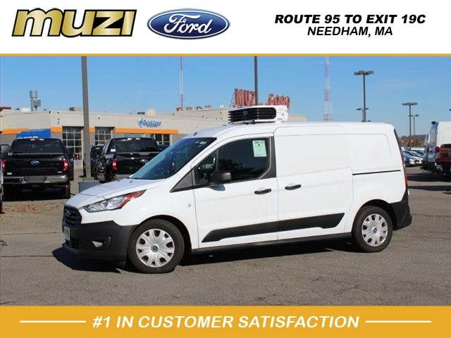 2019 Ford Transit Connect FWD, Carrier Refrigerated Body #SK395212 - photo 1