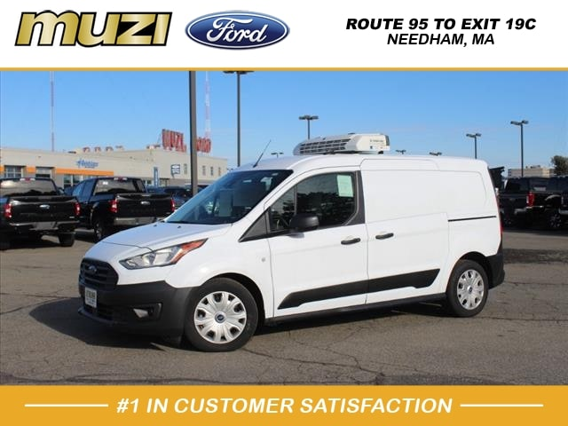 2019 Ford Transit Connect FWD, Thermo King Refrigerated Body #SK399767 - photo 1