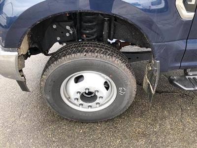 2019 F-350 Regular Cab DRW 4x4, Rugby Eliminator LP Steel Dump Body #SKE58136 - photo 12