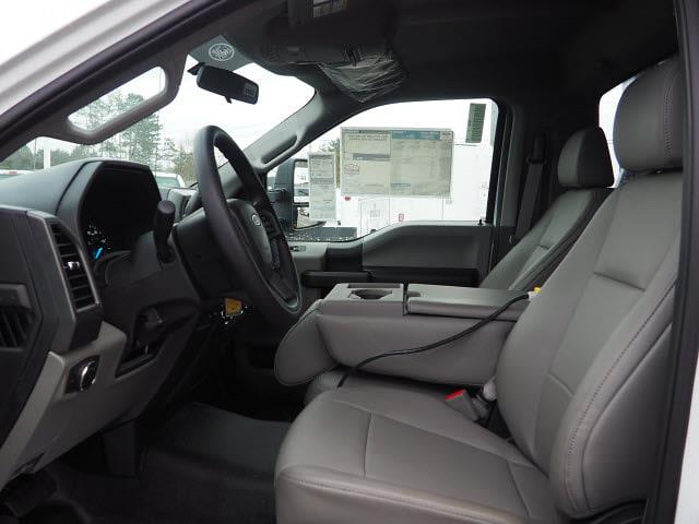 2019 Ford F-350 Regular Cab DRW 4x4, 9' LANDSCAPE BODY SWING DOORS IN REAR #SKG28728 - photo 21