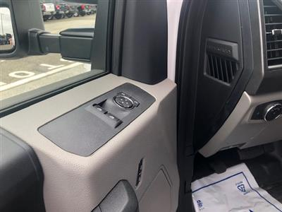 2019 Ford F-350 Regular Cab DRW 4x4, 9' LANDSCAPE BODY SWING DOORS IN REAR #SKG28728 - photo 8
