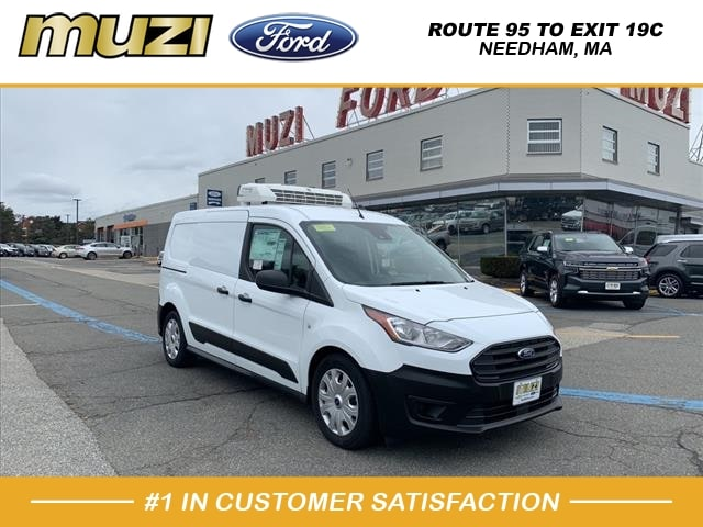 2020 Ford Transit Connect FWD, Thermo King Refrigerated Body #SL435229 - photo 1