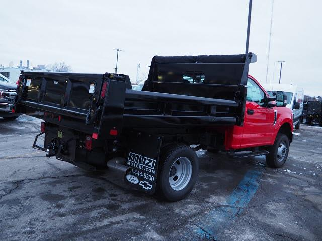 2020 Ford F-350 Regular Cab DRW 4x4, Rugby Dump Body #SLC55613 - photo 1