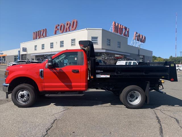 2020 Ford F-350 Regular Cab DRW 4x4, 9' RUGBY DUMP #SLC64203 - photo 1