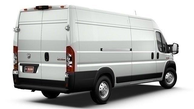 2021 Ram ProMaster 3500 FWD, Empty Cargo Van #21P1037 - photo 1