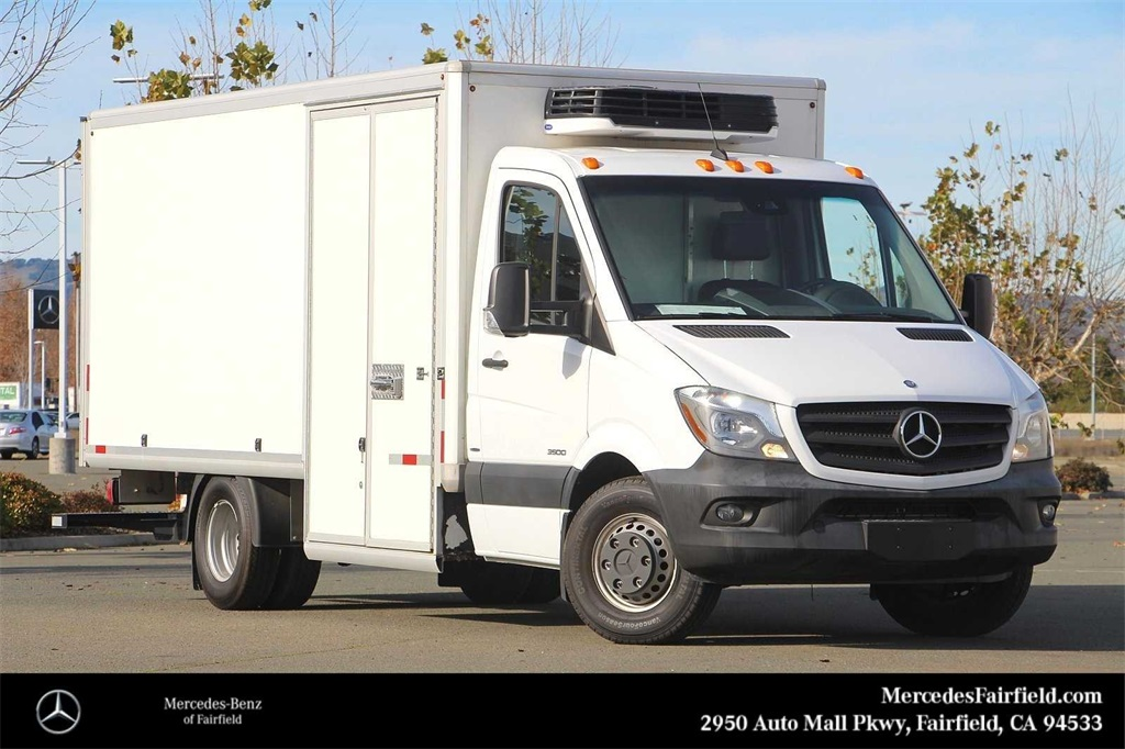 2016 Mercedes-Benz Sprinter 3500 4x2, Refrigerated Body #CV60152 - photo 1