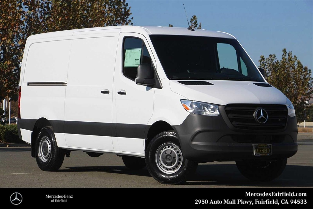 2019 Mercedes-Benz Sprinter 1500 Standard Roof 4x2, Empty Cargo Van #CV90750 - photo 1