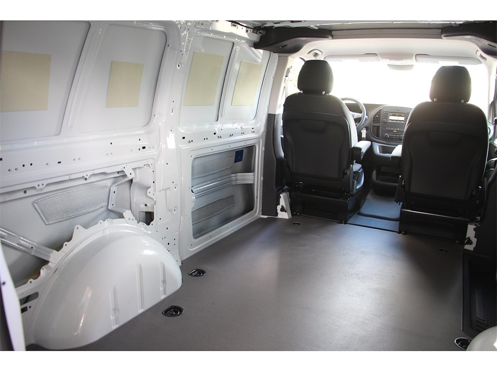 2020 Mercedes-Benz Metris 4x2, Empty Cargo Van #CV1016 - photo 1