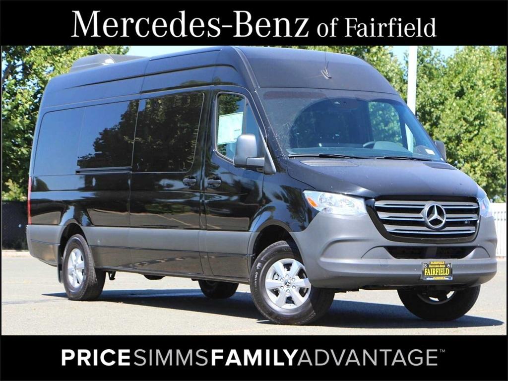 2020 Mercedes-Benz Sprinter 2500 High Roof 4x2, Passenger Wagon #CV1033 - photo 1
